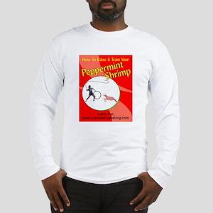 Shrimp Fan Club Long Sleeve T-Shirt