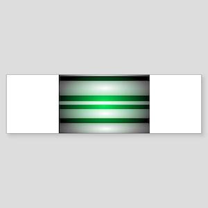 Green Light Bumper Sticker