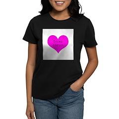 Scrapbooker - Scrap Adict Women's Dark T-Shirt