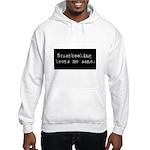 Scrapbooking Keeps Me Sane Hooded Sweatshirt