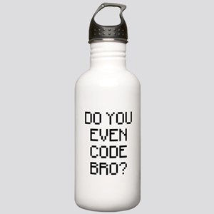 Do You Even Code Bro Stainless Water Bottle 1.0L