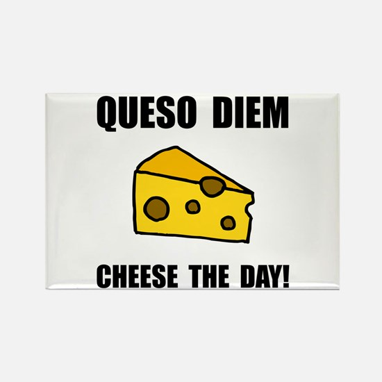 Queso Diem Magnets