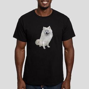 American Eskmio Dog Men's Fitted T-Shirt (dark)