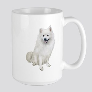 American Eskmio Dog Large Mug