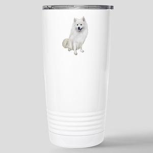 American Eskmio Dog Stainless Steel Travel Mug