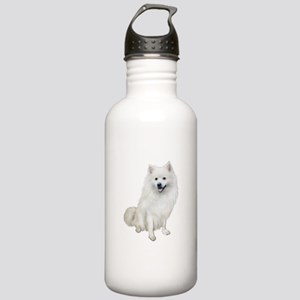 American Eskmio Dog Stainless Water Bottle 1.0L