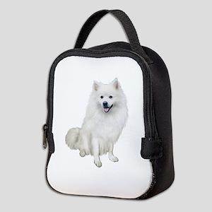 American Eskmio Dog Neoprene Lunch Bag