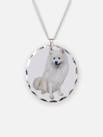 American Eskmio Dog Necklace
