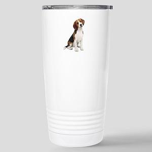 Beagle #1 Stainless Steel Travel Mug