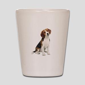 Beagle #1 Shot Glass