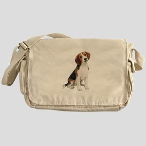 Beagle #1 Messenger Bag