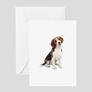 Beagle #1 Greeting Card