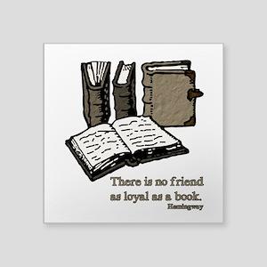 Books-3-Hemingway Sticker