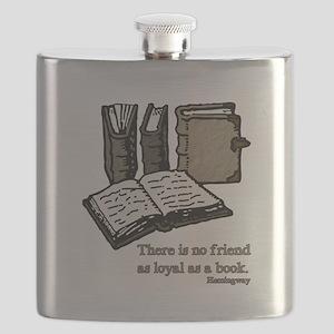 Books-3-Hemingway Flask