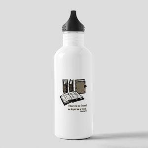 Books-3-Hemingway Water Bottle