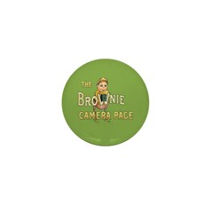Brownie Camera Page Mini Button (10 pack)
