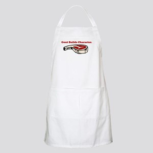 Gout Builds Character BBQ Apron