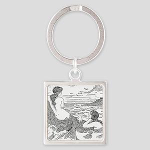 Latimer J Wilson Mermaids Keychains