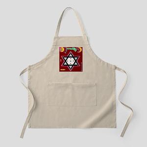 2 Triangles BBQ Apron
