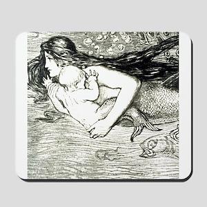 Amelia Bauerle Mermaid Mousepad