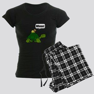 Snail Turtle Ride Pajamas