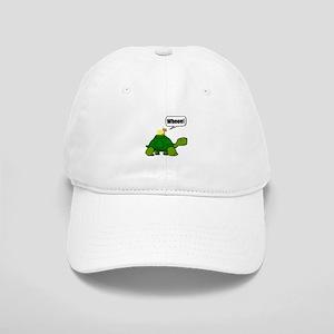 Snail Turtle Ride Baseball Cap