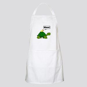 Snail Turtle Ride Apron