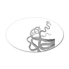 Kraken tentacles Wall Sticker