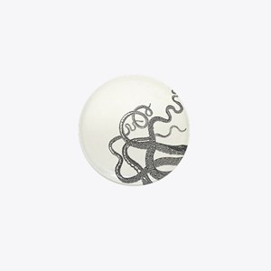 Kraken tentacles Mini Button