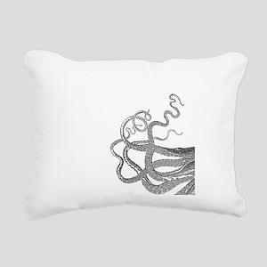Kraken tentacles Rectangular Canvas Pillow