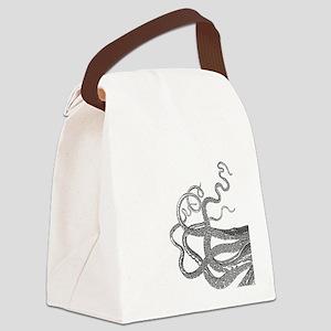 Kraken tentacles Canvas Lunch Bag