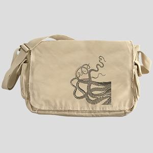 Kraken tentacles Messenger Bag