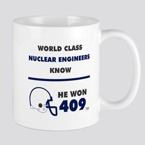 Nuclear Engineers Mugs