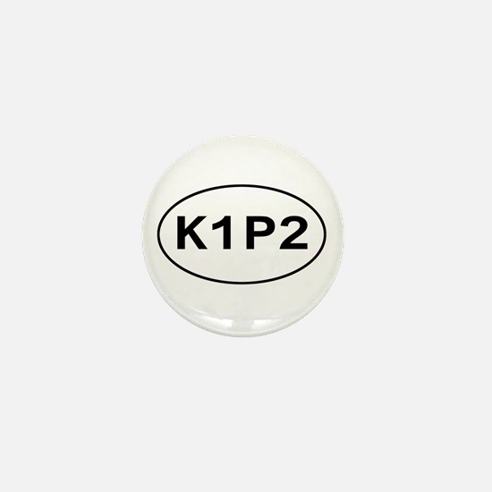 K1P2 - Knit One Purl Two Mini Button