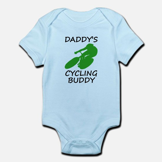 Daddys Cycling Buddy Body Suit