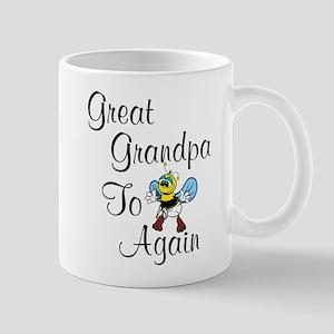 Great Grandpa To Bee Again Mug