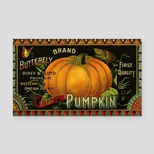 Vintage Fruit Crate Label Rectangle Car Magnet