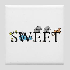 Sweet Tile Coaster