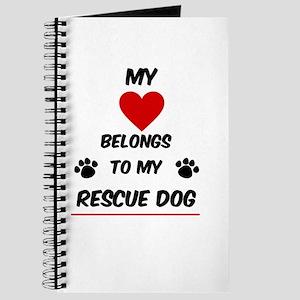 Rescue Dog Journal