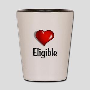 ELIGIBLE Shot Glass