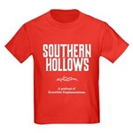 Southern Hollows Podcast Kids T-Shirt
