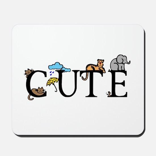 Cute Mousepad