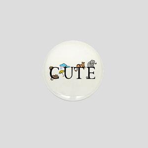 Cute Mini Button