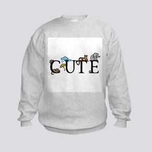 Cute Kids Sweatshirt