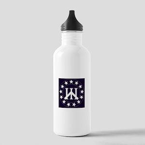 3% Molon labe Water Bottle