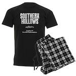 Southern Hollows Podcast Men's Dark Pajamas