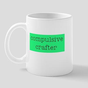 Compulsive Crafter Mug