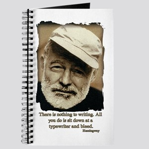 Hemingway3-Bleed Journal