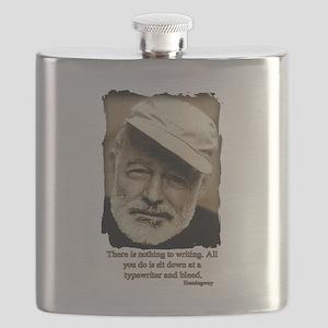 Hemingway3-Bleed Flask