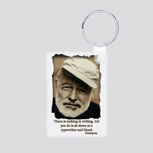 Hemingway3-Bleed Keychains